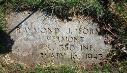 Raymond James Forman
