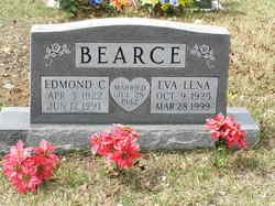 Eva Lena <I>McDonald</I> Bearce