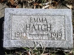 Emma Amelia Hatch
