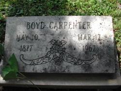 Boyd Carpenter