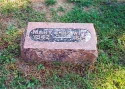Mary J. <I>Presley</I> Bowdish