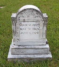 Shade M. Hyatt