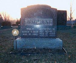William H Last