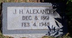 James H. Alexander