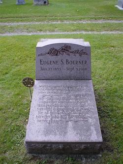 Eugene S Boerner