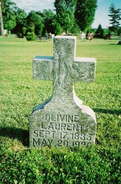 Olivine Marie <I>St. Louis</I> Laurent