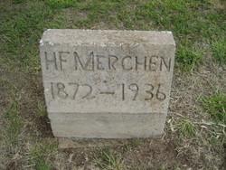Henry Fredrick Merchen