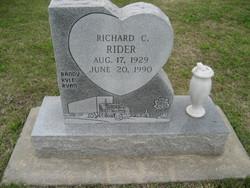 Richard C Rider