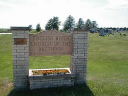 English River Church of the Brethren Cemetery