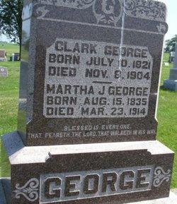Clark George