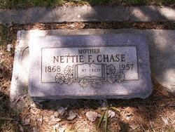Nettie Francis <I>Eaton</I> Chase