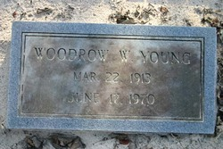 Woodrow Weilson Young
