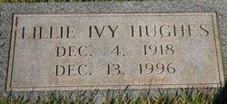 Lillie Ivy <I>Hughes</I> Jaggers