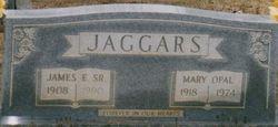 Mary Opal <I>Evans</I> Jaggers