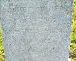Anastatia <I>Young</I> Butler