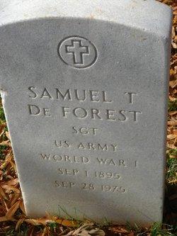 Samuel T De Forest