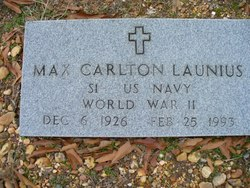 Max Carlton Launius
