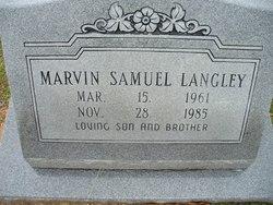Marvin Samuel Langley