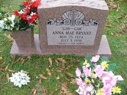 Anna Mae <I>Luker</I> Bryant
