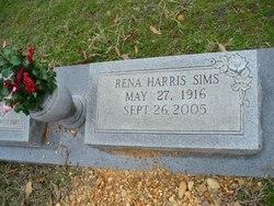 Rena <I>Harris</I> Sims