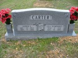 Alfred L Carter