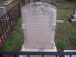 Janet E. <I>Woodrow</I> Wilson