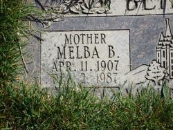 Melba <I>Branch</I> Behunin