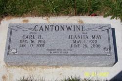 Carl H Cantonwine