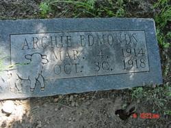 Archie Edmonds