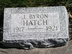 J. Byron Hatch