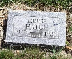 Louise Hatch