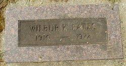 "Wilbur K. ""Bill"" Bates"