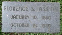 Florence Lee <I>Stowe</I> Lassiter