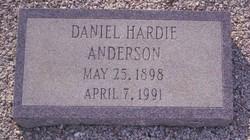 Daniel Hardie Anderson