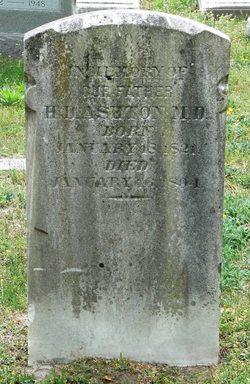 Dr Horace D Ashton, Sr