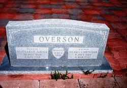 Henry Christian Overson
