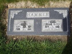 Zerelda <I>Egbert</I> Hammer