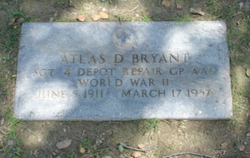 Sgt Atlas Dean Bryant