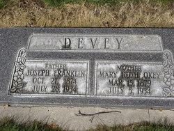 Joseph Franklin Devey