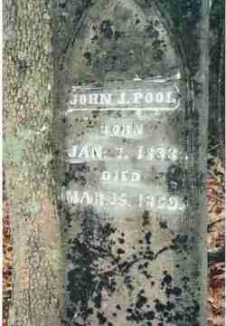 John Jones Pool