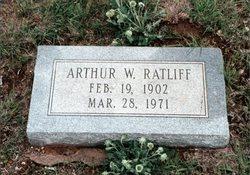 Arthur William Ratliff