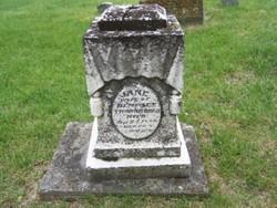 Jane <I>Mills</I> Thornburgh
