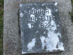 Maria Magdalena <I>Walk</I> Gladfelter