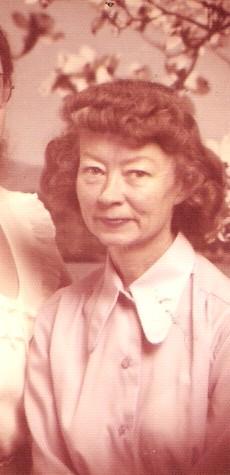 Leona Muriel <I>Burch</I> Cross