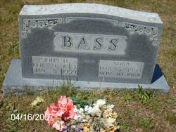 Nora <I>Lore</I> Bass