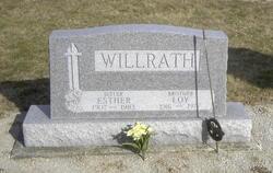 Esther S Willrath