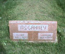 """Santford Mahlon """"Sant"""" McGahuey"""