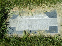 Mary <I>Pappa</I> Crittenden