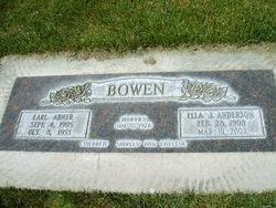 Earl Abner Bowen