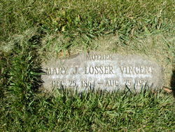 Mary Jane <I>Hone</I> Vincent